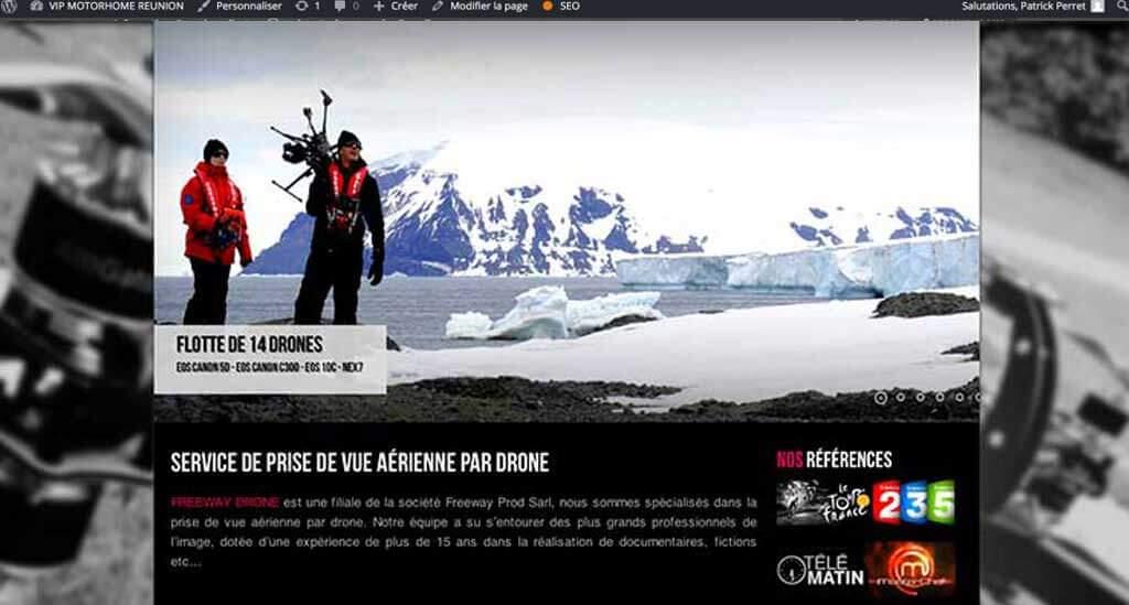 Création site internet Laval